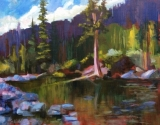 Manning Park Reflections